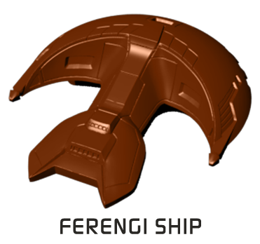 Ferengi Starship