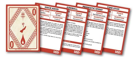 D&D Cards
